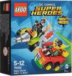 Конструктор LEGO Конструктор LEGO Super Heroes Робин против Бэйна 76062