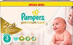 Подгузник Pampers Подгузник Pampers Premium Care Midi 4-9 кг  3 размер  120 шт