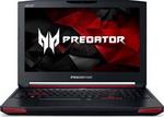 Ноутбук ACER Predator G9-592-57 EG (NH.Q0SER.002)
