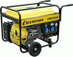 ������������� ��������� � �������������� Champion GW 200 AE