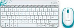 Клавиатура + мышь Logitech