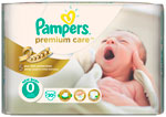 ��������� Pampers Premium Care Newborn 1-2.5 ��, 0 ������, 30 ��