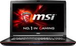 Ноутбук MSI GP 72 6QF-272 RU Leopard Pro