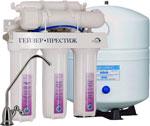 Система фильтрации воды Гейзер Престиж, бак 7,6 (20010)