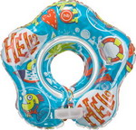 Надувной круг Happy Baby