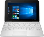 Ноутбук ASUS Transformer Book T 100 HA-FU 004 T белый (90 NB 074 B-M 07120)