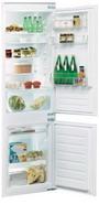 Встраиваемый двухкамерный холодильник Whirlpool