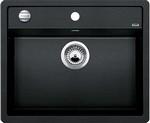 Кухонная мойка BLANCO DALAGO 6 SILGRANIT антрацит с клапаном-автоматом