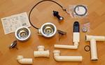 Набор доукомлектации клапаном-автоматом BLANCO