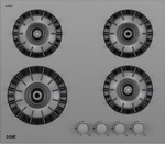 Встраиваемая газовая варочная панель Beko Встраиваемая газовая варочная панель Beko HIPD 64222 ST CAST line