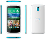 Мобильный телефон HTC Desire 526 G Terra white and glasser blue