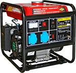 Электрический генератор и электростанция DDE DPG 2101 i