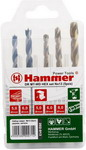 ������ Hammer 202-913 DR set No 13 HEX 5-8mm ������ ������, 5��