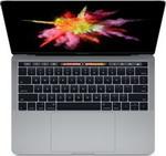 Ноутбук Apple Ноутбук Apple MacBook Pro 13 with Touch Bar (MLH 12 RU/A) серый космос