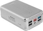Зарядное устройство портативное универсальное Defender ExtraLife Maxi 30000 mAh 83613
