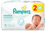 �������� ������� Pampers Sensitive 112 ��