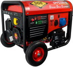 Электрический генератор и электростанция DDE DPPG 5801 E