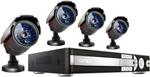 Комплект видеонаблюдения Ginzzu HS-D 08 KSB