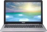 Ноутбук ASUS K 501 UX-DM 770 T (90 NB0A 62-M 04410)