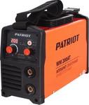 Сварочный аппарат Patriot Сварочный аппарат Patriot WM 200 AT MMA