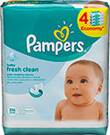 �������� ������� Pampers Baby Fresh Clean 256 ��