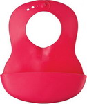 ��������� Happy Baby SOFT CHILDREN`S BIB 16000 Red