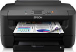 ������� Epson WorkForce WF-7110 DTW