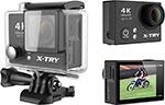 Цифровая видеокамера X-TRY XTC 200 UltraHD WiFi