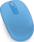 Мышь Microsoft 1850 Cyan Blue (U7Z-00058)