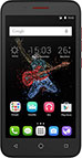 Мобильный телефон Alcatel OneTouch Go Play 7048 X Black/Black+Red