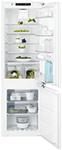Встраиваемый двухкамерный холодильник Electrolux