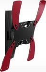 Кронштейн для телевизоров Holder LCDS-5019 черный глянец
