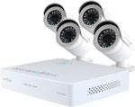 Комплект видеонаблюдения iVUE 6004 K-CK 20-1099 ICR