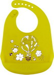 нагрудник Happy Baby BIB POCKET 16006 Lime
