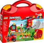 Конструктор LEGO Конструктор LEGO Juniors Чемоданчик Пожар 10685