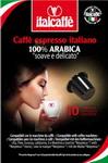 Кофе капсульный Italcaffe Espresso 100% arabica 10 шт.