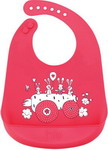 нагрудник Happy Baby BIB POCKET 16006 Red