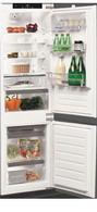 Встраиваемый двухкамерный холодильник Bauknecht