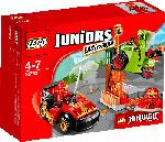Конструктор LEGO Конструктор LEGO Juniors Схватка со змеями 10722