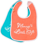 нагрудник Happy Baby CHILDREN'S BIB X2 16003