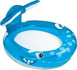 Надувной бассейн для купания Intex