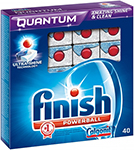 �������� ��� ������������� ����� FINISH Quantum Powerball 40 ��.