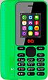 Мобильный телефон BQM-1826 Cairo+ зелёный