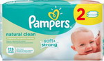 �������� ������� Pampers Natural Clean 2�64 ��.