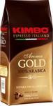 Кофе зерновой KIMBO Aroma Gold 100% Arabica, (1kg)