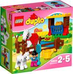 Конструктор LEGO Конструктор LEGO Duplo Лошадки 10806
