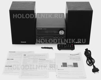 8b7047a5cba2 Музыкальный центр Panasonic SC-PM 250 EE-K купить в интернет ...