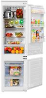 Встраиваемый двухкамерный холодильник KRB 18563 со скидкой