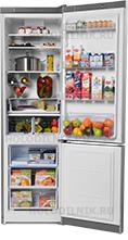 Двухкамерный холодильник Indesit Двухкамерный холодильник Indesit DF 5201 X RM
