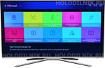 4K (UHD) телевизор Samsung 4K (UHD) телевизор Samsung UE-40 KU 6400 U